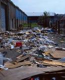 Abfall Stockfoto