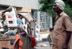 Abfall-Abgassammler lizenzfreie stockfotos