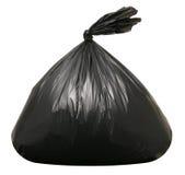 Abfall-Beutel Stockbild