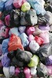 Abfall-Beutel Lizenzfreies Stockbild