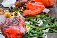 Abfall, Biomüll Lizenzfreie Stockbilder