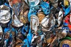 Abfallaufbereitungsfabrik lizenzfreie stockfotos