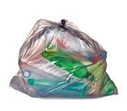Abfallbeutel stockbild