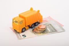 Abfallkosten Lizenzfreie Stockfotografie