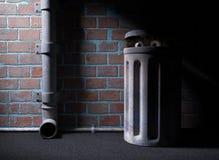 Abfallmonster Lizenzfreie Stockbilder