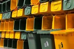 Abfallreihe Lizenzfreie Stockbilder