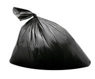 Abfalltasche Stockbild