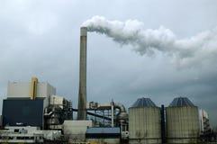Abfallverbrennungsofen Lizenzfreies Stockfoto