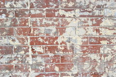 Abgebrochene Wand Stockfotos