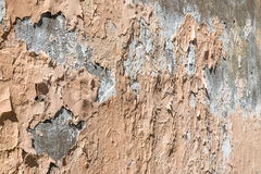 Abgebrochene Wand Lizenzfreie Stockbilder