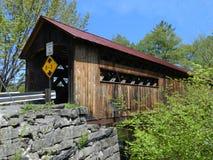 Abgedeckte Brücke Lizenzfreie Stockbilder