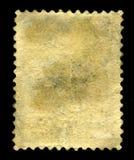 Abgenutzte Briefmarke Stockbilder