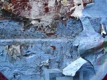 Abgenutzte Graffiti Lizenzfreie Stockbilder
