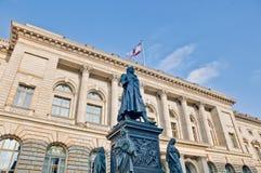 Abgeordnetenhaus, the parliament of Berlin Stock Images