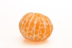 Abgezogene Orange Lizenzfreie Stockbilder