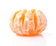 Abgezogene Tangerine Stockfotos