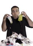 Abgleichende Socken Lizenzfreies Stockbild
