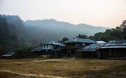 Abhang-Hotel Stockfoto