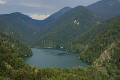 abhasia jeziora ritsa Obrazy Royalty Free