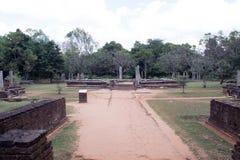 Abhayagiri Raja Maha Viharaya Imágenes de archivo libres de regalías