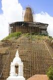 Abhayagiriya Dagoba, Anuradhapura, Sri Lanka Royalty Free Stock Image