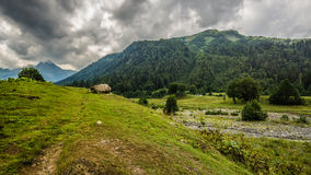 Abhazia Royaltyfri Bild