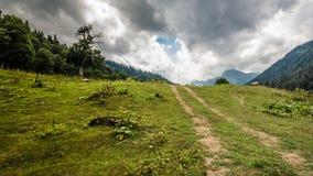 Abhazia Royaltyfria Foton
