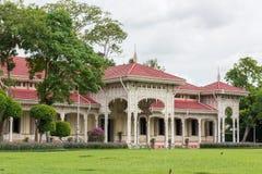 Abhisek Dusit biskopsstol Hall Royaltyfri Foto