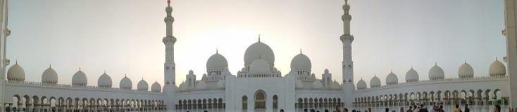 Abhu Dhabi 免版税库存照片