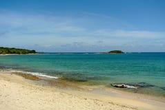 Abi Beach in Frenchman Bay, Saint Thomas Virgin Islands stock photography