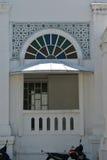 Abidin Mosque i Kuala Terengganu, Malaysia Royaltyfri Foto