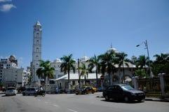 Abidin Mosque in Kuala Terengganu, Malaysia Royalty Free Stock Photography