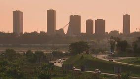 Abidjan stock footage