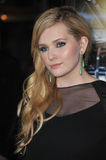 Abigail Breslin Royalty Free Stock Photography
