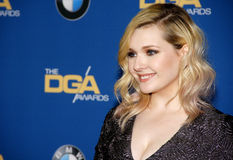 Abigail Breslin Royalty Free Stock Images