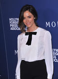 abigail spencer Royaltyfri Bild