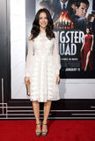 abigail spencer Royaltyfria Bilder