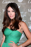 Abigail Spencer Royalty Free Stock Photography