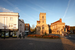 Abingdon near Oxford, UK Royalty Free Stock Photography