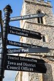 Abingdon, Oxfordshire Image libre de droits