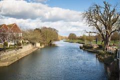 Abingdon Oxfordshire Fotografering för Bildbyråer
