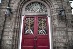 Abington presbyterianska kyrkan i Pennsylvania Fotografering för Bildbyråer