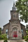 Abington presbyterianska kyrkan i Pennsylvania Arkivfoton