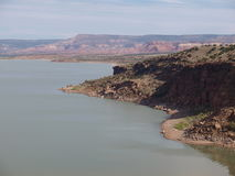 Abiquiu Lake Stock Photo