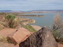 Abiquiu Lake Stock Photos