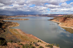 Abiquiu Lake Royalty Free Stock Photography