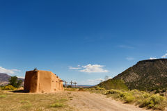 Abiquiu Morada Royalty Free Stock Images