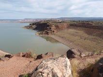 Abiquiu sjö Arkivfoto