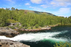 Abisko National Park Royalty Free Stock Photos