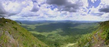 Abismo panorama- 2 Royaltyfria Bilder